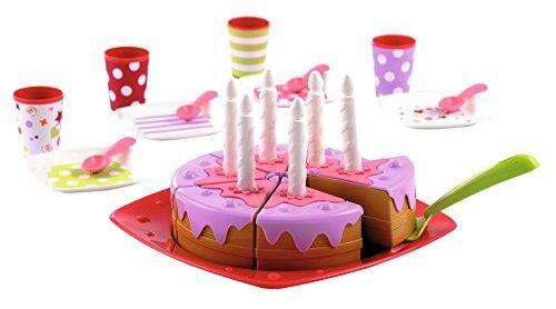 Födelsedagstårta, Ecoiffier