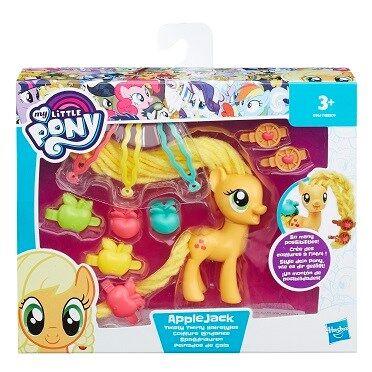 My Little Pony Twist Twirly Hairstyles Applejack