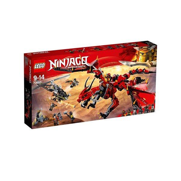 Lego Firstbourne, LEGO Ninjago (70653)