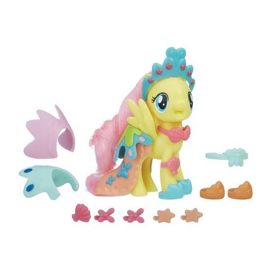 My little ponny Land & Sea Fashion, Fluttershy