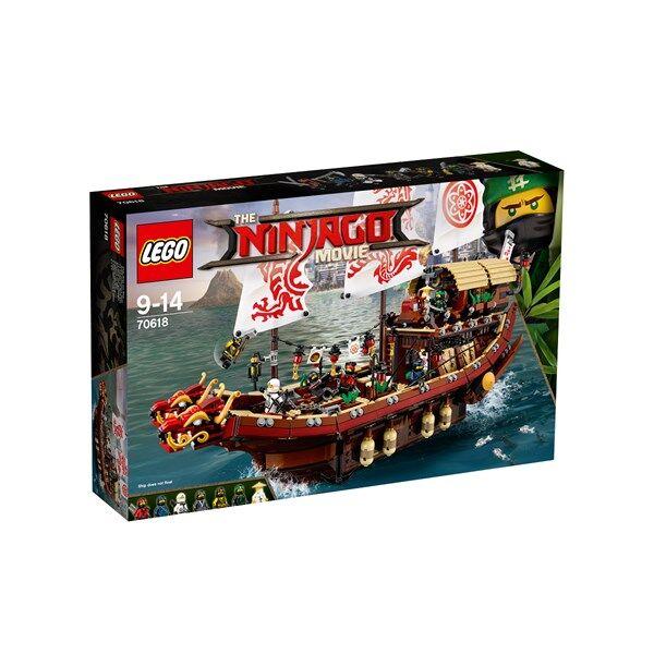 Lego Kohtalon alus, LEGO Ninjago (70618)
