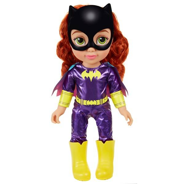 Toddler Docka Batgirl, DC Super Hero Girls