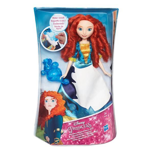 Disney Princess Story Skirt Nukke Merida