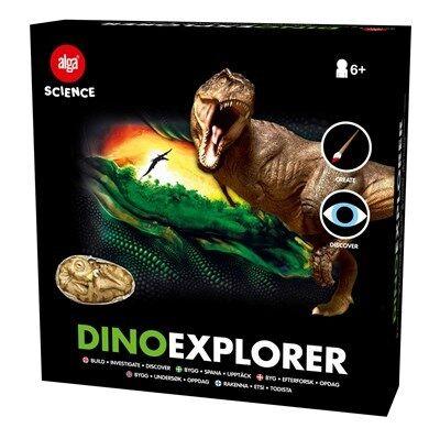 Alga Dino Explorer, Alga