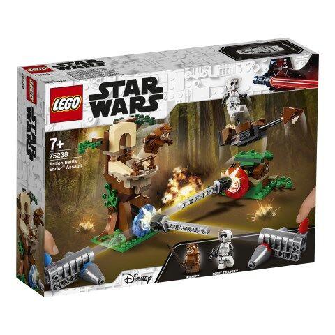 Lego Action Battle Endorin™ hyökkäys, LEGO Star Wars (75238)