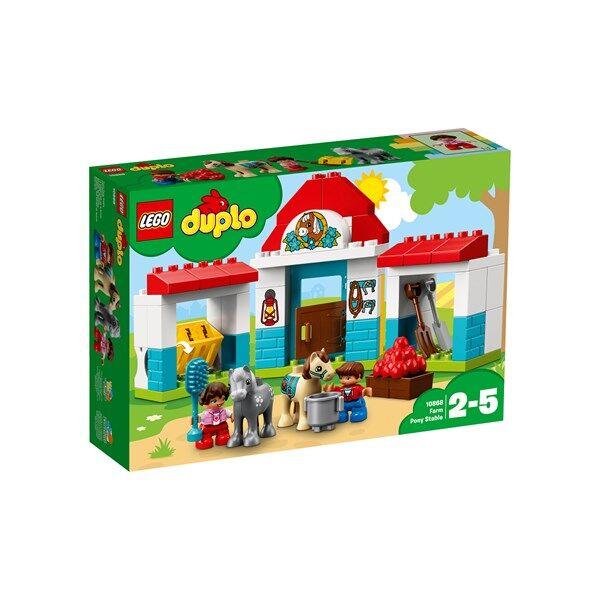 Lego Maatilan ponitalli, LEGO DUPLO Town (10868)