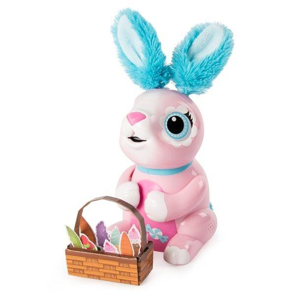 Hungry Bunny, Rosa, Zoomer