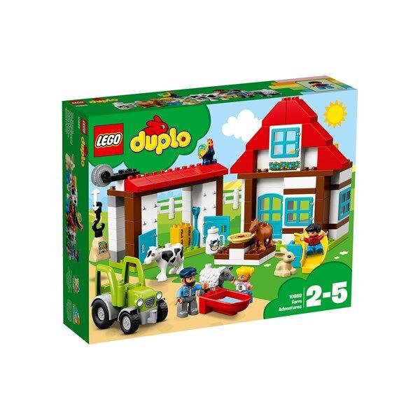 Lego Bondgårdsäventyr, LEGO DUPLO Town (10869)
