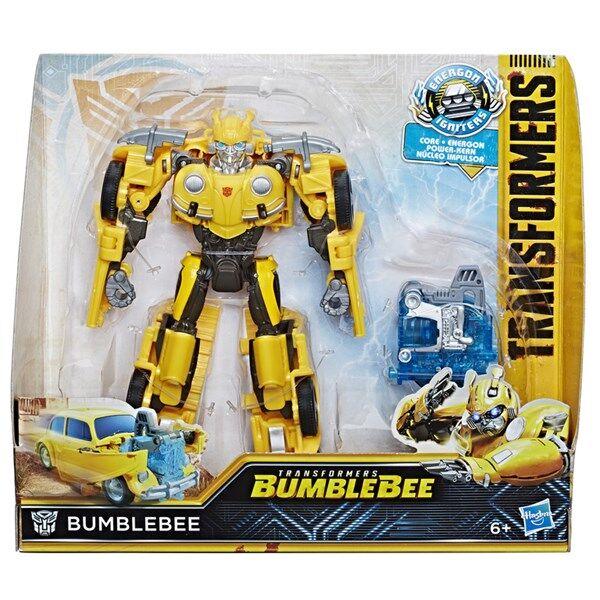 Energon Igniters Nitro Series, Bumblebee, Transformers