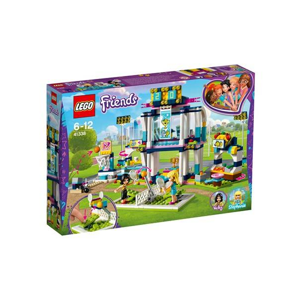 Lego Stephanies sportarena, LEGO Friends (41338)