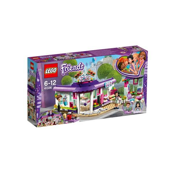 Lego Emmas konstkafé, LEGO Friends (41336)