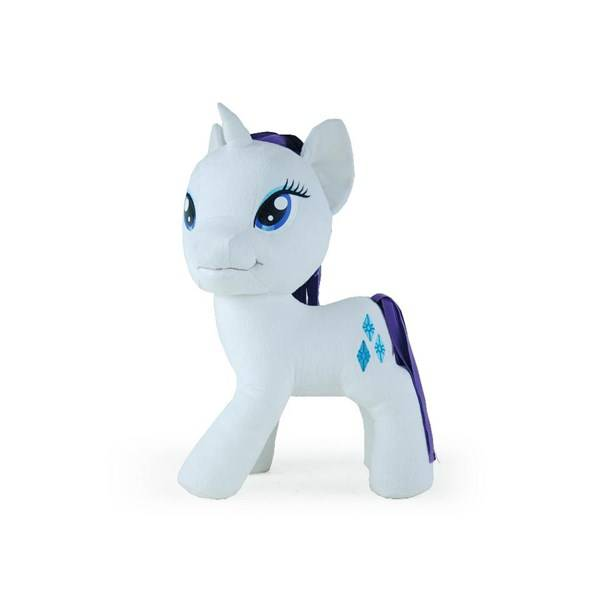 Rarity, Plush 55 cm, My little pony