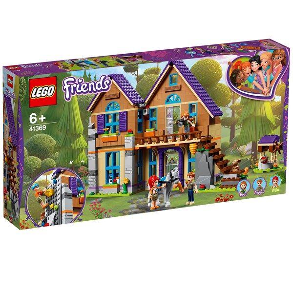 Lego Mias hus-LEGO Friends