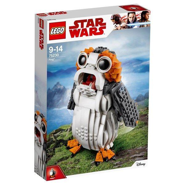 Lego Porg, LEGO Star Wars (75230)