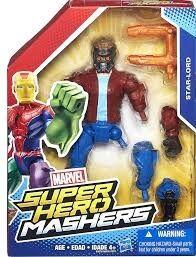 Super Hero Mashers Figure, Peter Quill