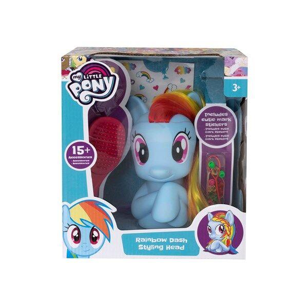 Stylinghead Rainbow Dash, My Little Pony