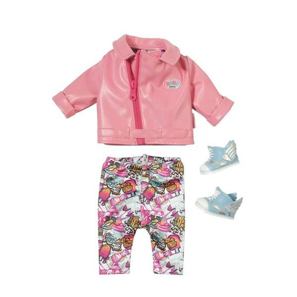 Play&Fun Deluxe Scooter Outfit, BABY born