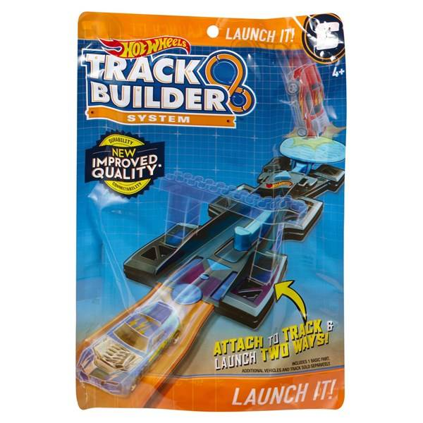 Hot Wheels Track Builder Accessory Launch It