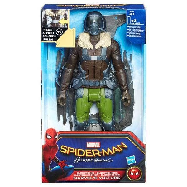 Titan Heroes Series Spiderman Electronic Villain 30 cm
