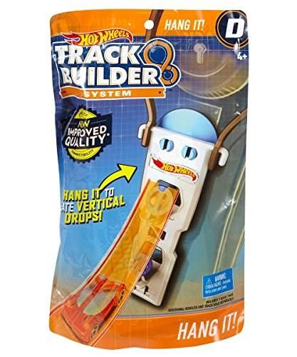 Track builder accessory, Hang It, Hot Wheels