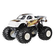 Hot Wheels Monster Jam Off Road Alien Invasion
