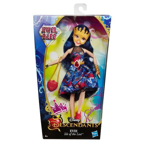 Disney Evie, Jewel-bilee, Disney Descendants