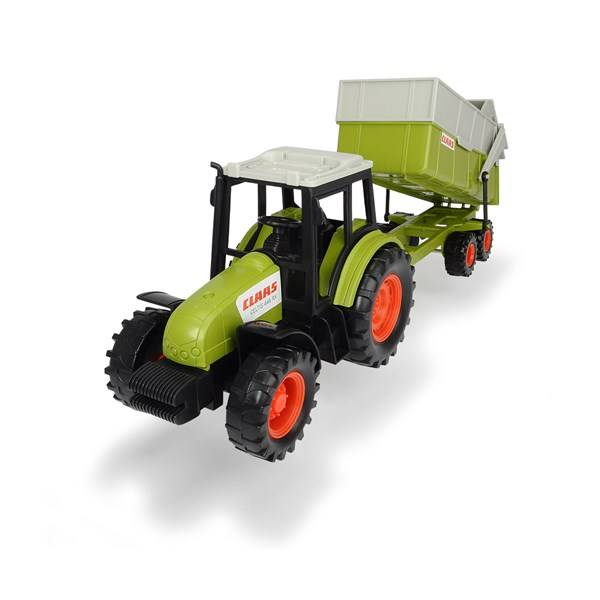 Dickie Toys Claas Traktori ja Peräkärry