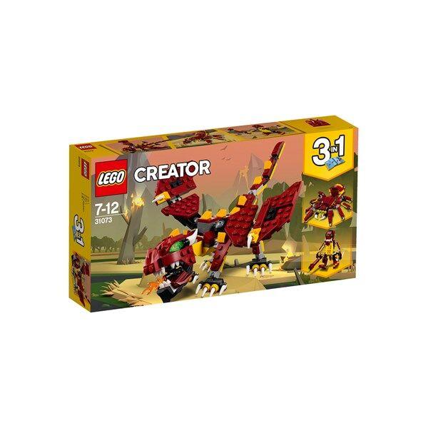 Lego Myyttiset olennot, LEGO Creator (31073)