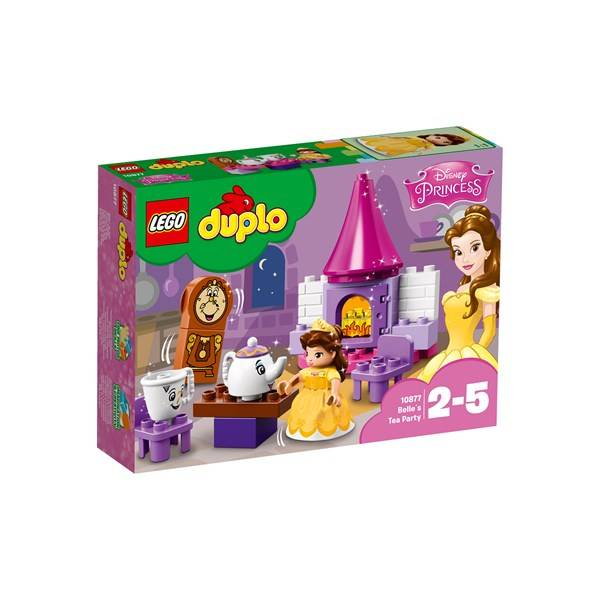 Lego Bellen teekutsut, LEGO DUPLO Princess (10877)