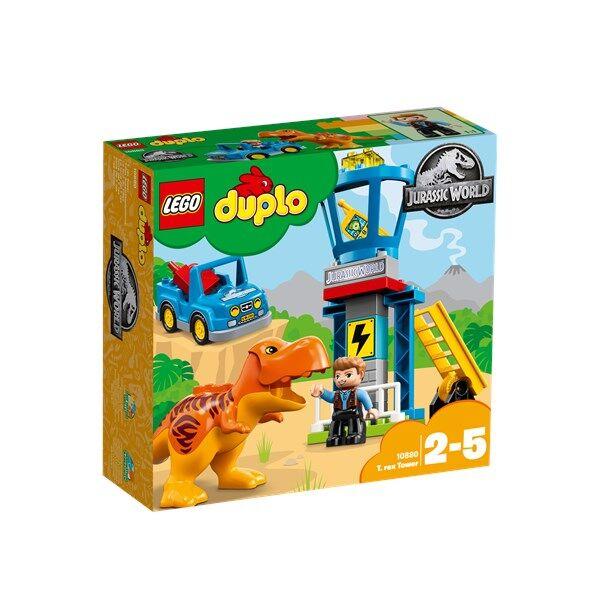 Lego T. rex torn, DUPLO (10880)