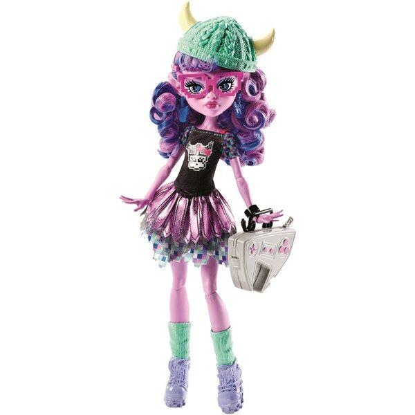 Monster High Brand-Boo Students Kjersti Trollson