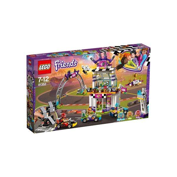 Lego Den stora tävlingsdagen, LEGO Friends (41352)