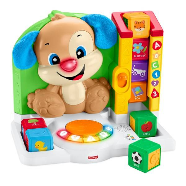 Fisher-Price First Words Smart Puppy, Fisher Price