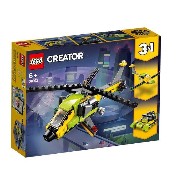 Lego Helikopteräventyr, LEGO Creator (31092)