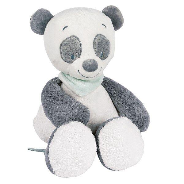 Panda Gosedjur Loulou Panda, 33 cm, Nattou