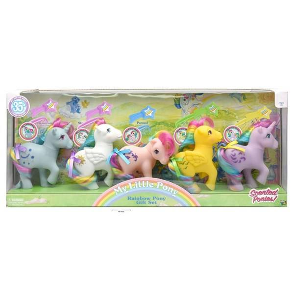 Retro 5-pack, My Little Pony