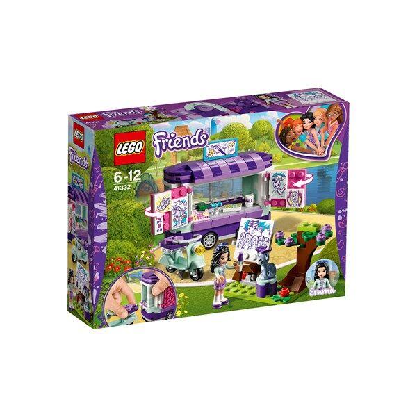 Lego Emmas konststativ, LEGO Friends (41332)