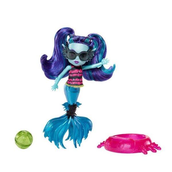 Monster Family Lillasyster (Lagoona Blue), Monster High