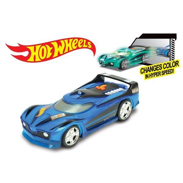Hot Wheels Hyper Racer Spin King Greem