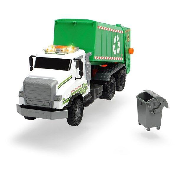 Stor återvinningsbil, Dickie Toys