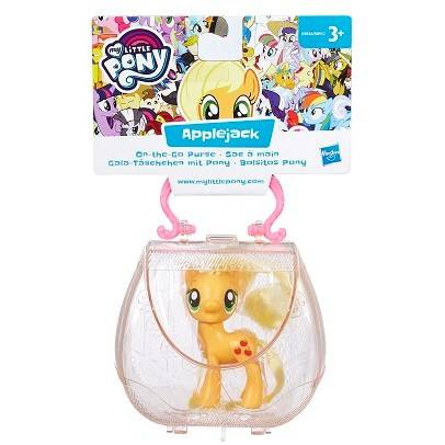 Applejack, On-the-Go Purse, My Little Pony