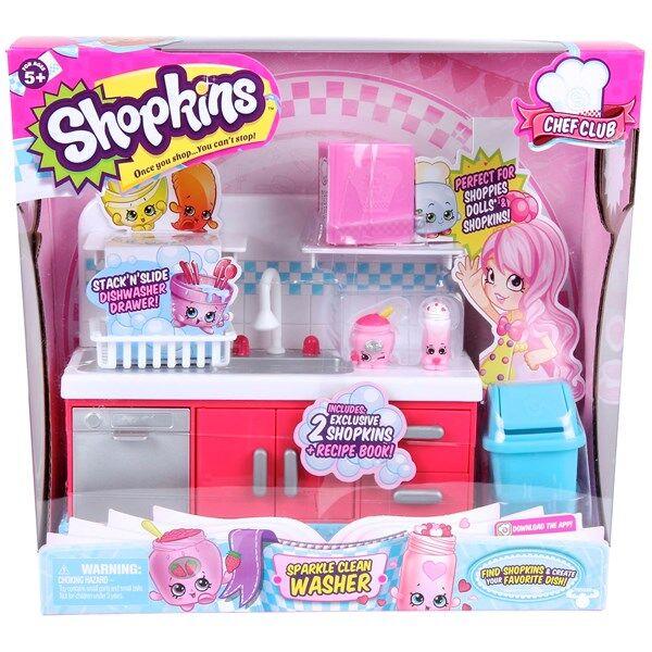 Sparkle Clean Washer, Season 6, Shopkins