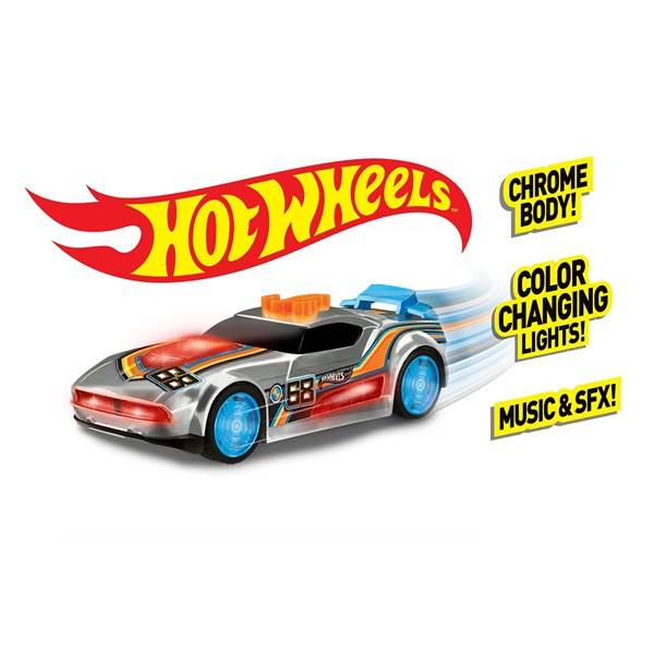 Edge Glow Cruisers, Fast Fish, Hot Wheels