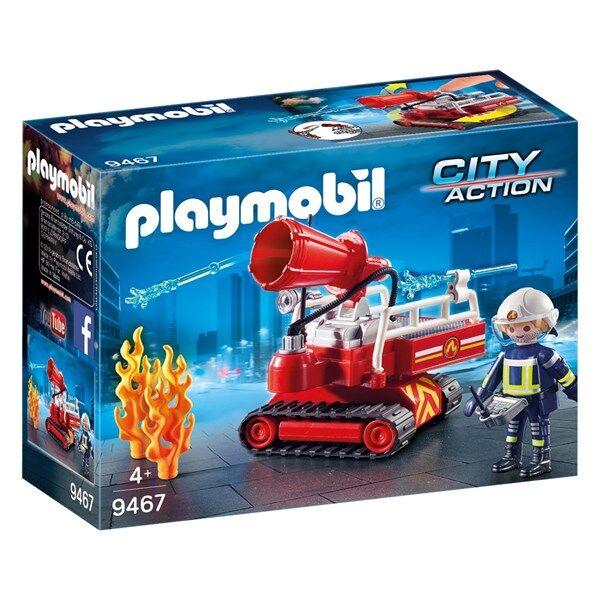 Playmobil Brandbil, Playmobil Action (9467)