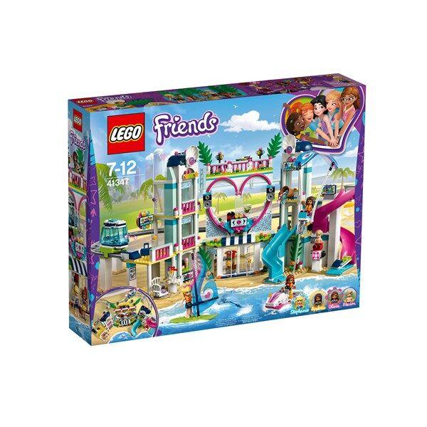Lego Heartlake Cityn lomanviettopaikka, LEGO Friends (41347)