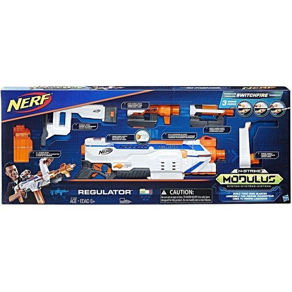 Nerf Moduls Regulator