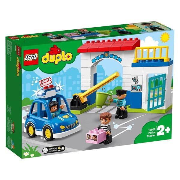 Lego Polisstation, LEGO DUPLO Town (10902)