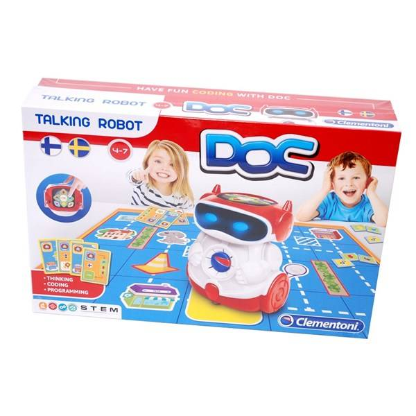 DOC Talking Robot Clementoni