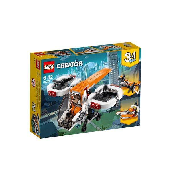Lego Lennokkitutkija, LEGO Creator (31071)