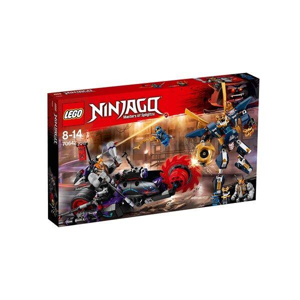 Lego Killow mot Samurai X, LEGO Ninjago (70642)